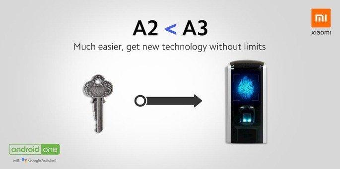 Xiaomi Mi A3 teaser 2