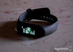 Xiaomi Mi Band 4: atualização dá mais estilo ao ecrã da pulseira