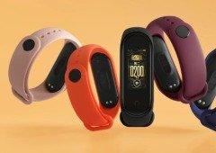 Xiaomi Mi Band 4 com NFC e assistente virtual não chegará à Europa