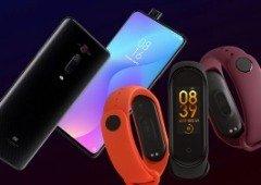 Xiaomi Mi Band 4 e Mi 9T já têm data e preços oficiais para a Europa