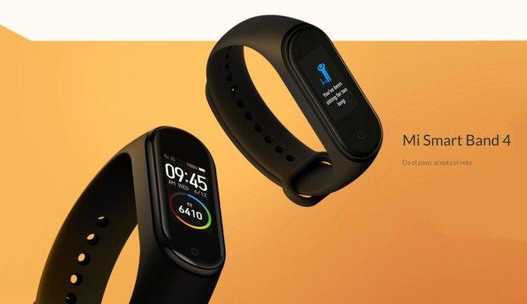 Xiaomi Mi Band 4 está com um preço que não podes deixar escapar! (Promocode limitado)