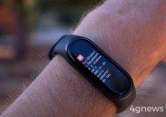Xiaomi Mi Band 4: utilizadores vão adorar a nova funcionalidade da smartband