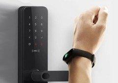 Xiaomi Mi Band 4 vai poder abrir a porta de tua casa