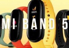 Xiaomi Mi Band 5: a melhor smartband em promoção de Natal