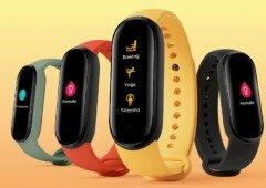 Xiaomi Mi Band 5 já está em pré-venda! E vais amar este preço!