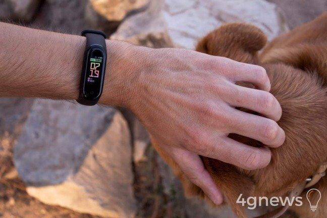 Xiaomi Mi Band 5 vs. Mi Band 4: vê as diferenças do ecrã da nova pulseira