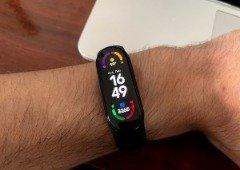 Xiaomi Mi Band 6 Review: um ecrã completo cheio de possibilidades