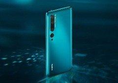 Xiaomi Mi CC9 Pro (Mi Note 10) é o novo rei da fotografia na DxOmark. Mas tem companhia