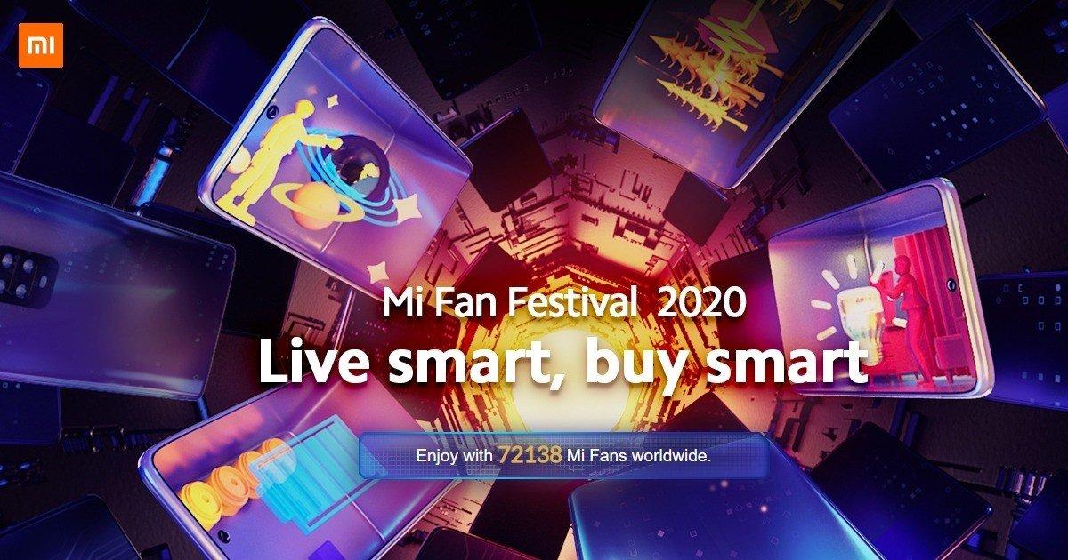 Xiaomi Mi Fan Festival 22 giới thiệu một sản phẩm mới để kỷ niệm 10 năm thành lập! 1