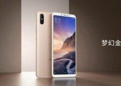 Xiaomi Mi MAX 3 revelado em imagens oficiais pelo CEO da Xiaomi