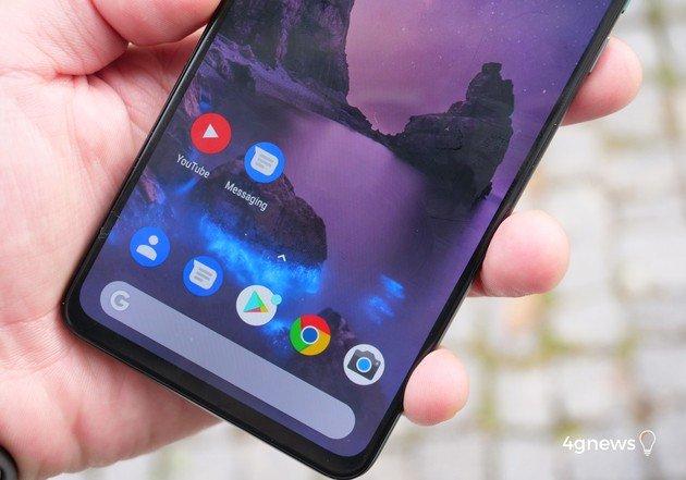 Google Pixel launcher Xiaomi Mi Mix 3