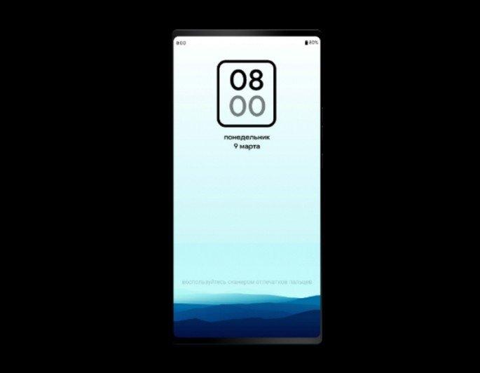 Alegado Xiaomi Mi Mix 4