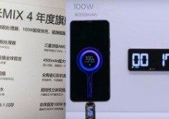 Xiaomi Mi Mix 4: carregamento de 100W será assustadoramente rápido. Entende!