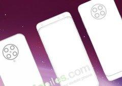 Xiaomi Mi Mix 4: patente mostra como poderá ser o smartphone
