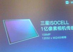 Xiaomi Mi Mix 4 poderá ser o primeiro smartphone com sensor de 108MP!