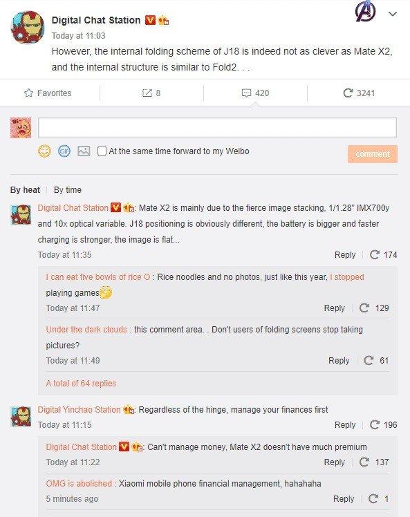 Xiaomi Mi Mix 4 Pro Max