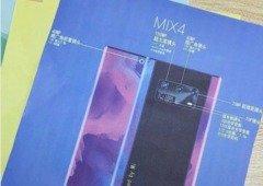 Xiaomi Mi Mix 4: será esta a imagem do muito esperado smartphone?