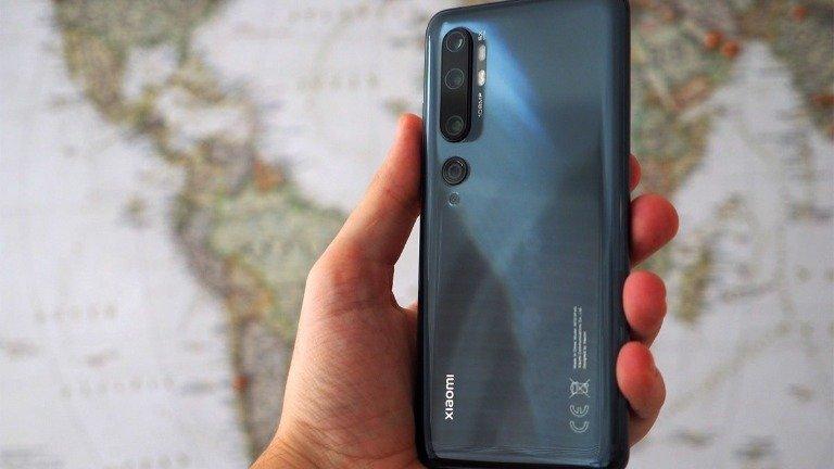 Xiaomi Mi Note 10: aproveita €155 de desconto com este Promocode! (unidades limitadas)