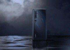 Xiaomi Mi Note 10 chega com 5 câmaras e promete performance topo de gama!