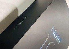 Xiaomi Mi Note 10: imagem da caixa de retalho confirma a sua existência!