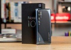 Xiaomi Mi Note 10 pode ser teu por menos de €390 com este promocode! (tempo limitado)