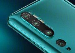 Xiaomi Mi Note 10 Pro chegará com especificações topo de gama