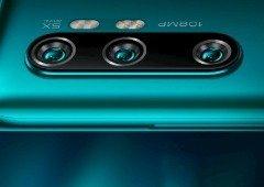 Xiaomi Mi Note 10: vídeo compara câmara com o Huawei P30 Pro