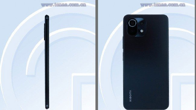 Smartphone Xiaomi Mi Note 11 Xiaomi CC 11 1