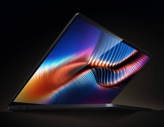 Este é o design do Xiaomi Mi NoteBook Pro 2021