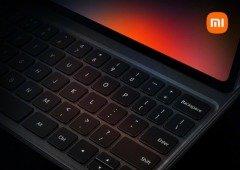 Xiaomi Mi Pad 5 com teclado: esta é a primeira imagem oficial