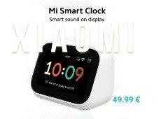 Xiaomi Mi Smart Clock: o novo hub IoT inteligente por 49 €