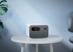 Xiaomi Mi Smart Projector 2 Pro é oficial! Uma sala de cinema em casa