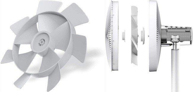 Xiaomi Mi Smart Standing Fan 2
