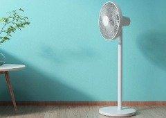 Xiaomi Mi Smart Standing Fan 2: compra a ventoinha mais barata na PCDIGA