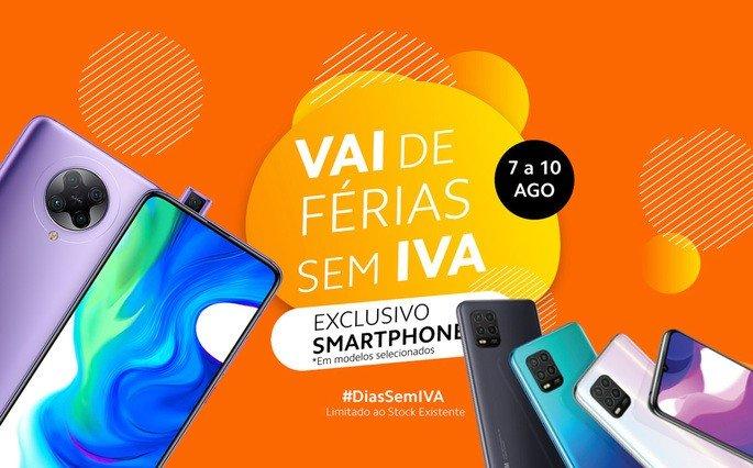 Xiaomi Portugal promoção