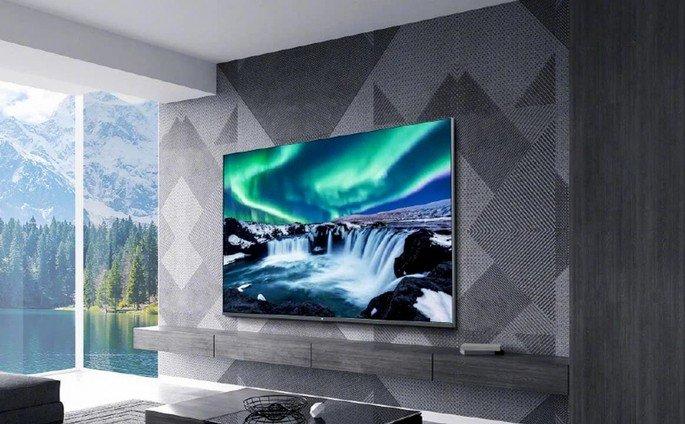 Xiaomi Mi TV 5 de 75' polegadas está finalmente a chegar ao mercado!