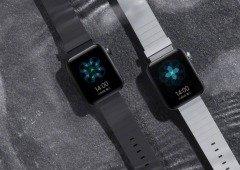 Xiaomi Mi Watch: imagem real e novo teaser confirmam detalhes de design!