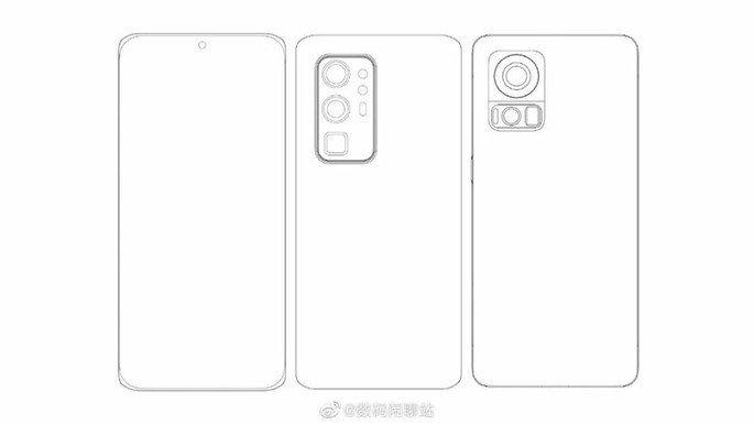 Protótipos do Xiaomi Mi 11