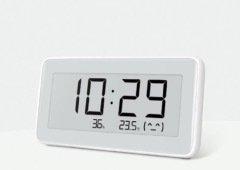 Xiaomi Mijia Smart Digital é o relógio que vais querer na tua casa