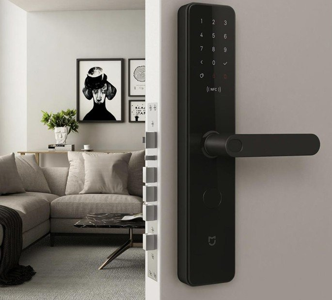 Xiaomi Mijia smart lock door