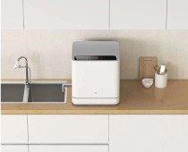 """Xiaomi: """"Mini"""" máquina de lavar loiça que não precisa de encanação já está em pré-venda!"""