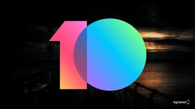 Xiaomi MIUI 10 Logo