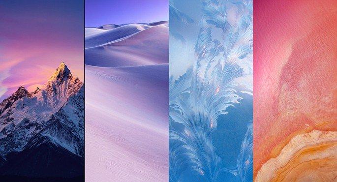 Xiaomi MIUI 11 Wallpapers