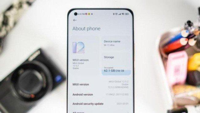Xiaomi MIUI Pure-Modus