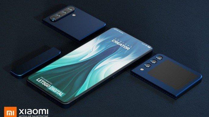 Xiaomi smartphone modular
