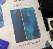 Xiaomi nega categoricamente a alegada imagem do Xiaomi Mi 10 Pro