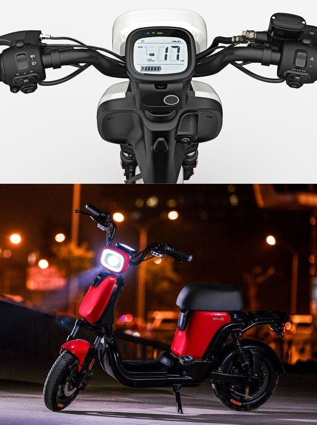 Bicicleta elétrica Xiaomi 2