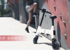 Xiaomi: nova bicicleta elétrica fica do tamanho de uma folha de papel quando dobrada!