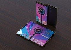 Xiaomi: nova patente revela smartphone dobrável com 'quad-câmara'!
