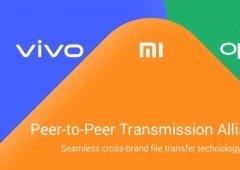 Xiaomi, OPPO e Vivo já começaram a disponibilizar a sua funcionalidade tipo AirDrop
